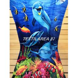 Полотенце пляжное